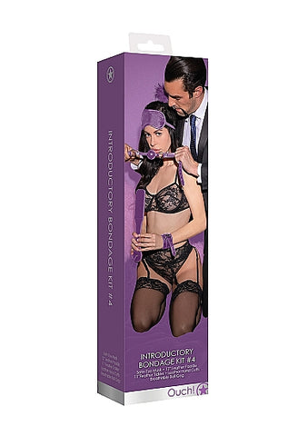 Introductory Bondage Kit #4 Purple