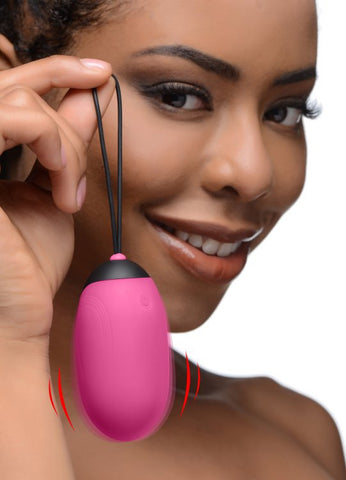 Bang! Xl Vibrating Egg Pink