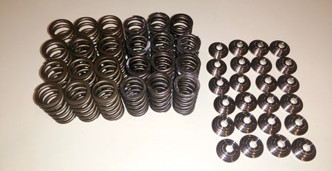 SiR Valves Springs and Ti Retainers