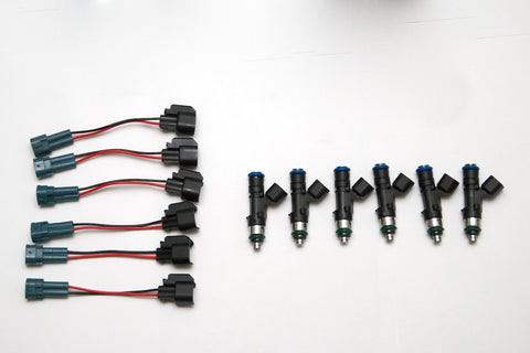 1000cc Fuel Injectors R35