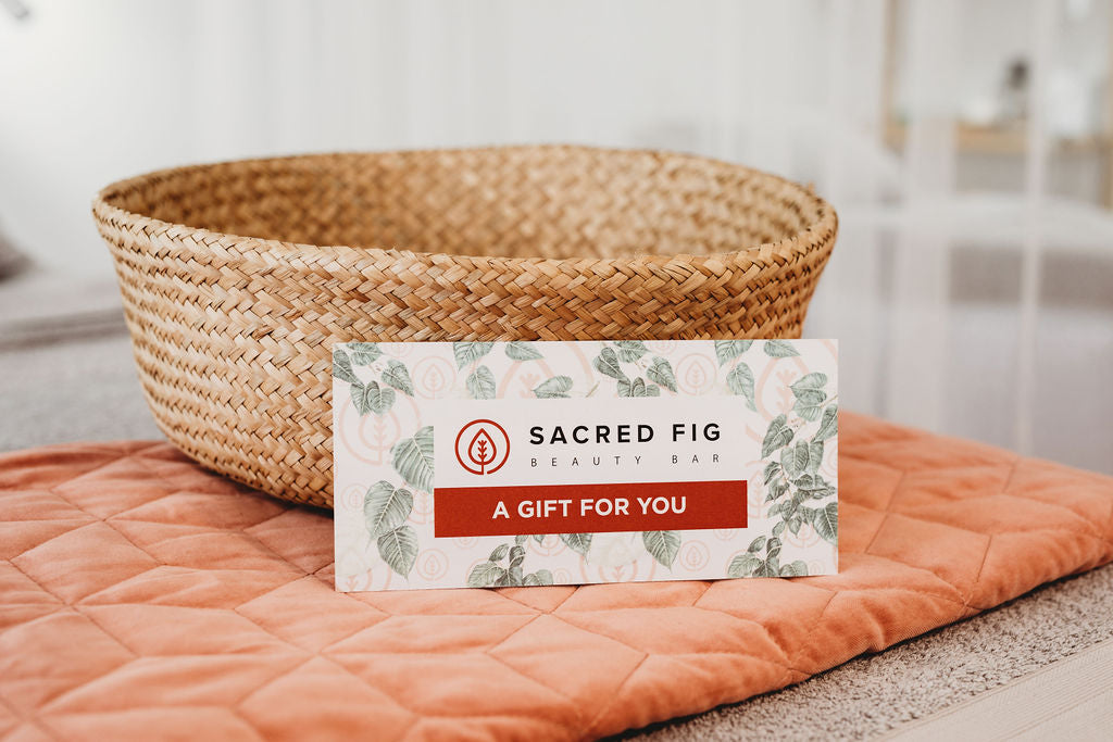 SACRED FIG Gift Voucher $100