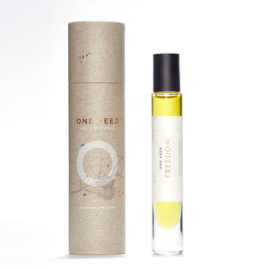 ONE SEED freedom- Organic perfume oil roll on
