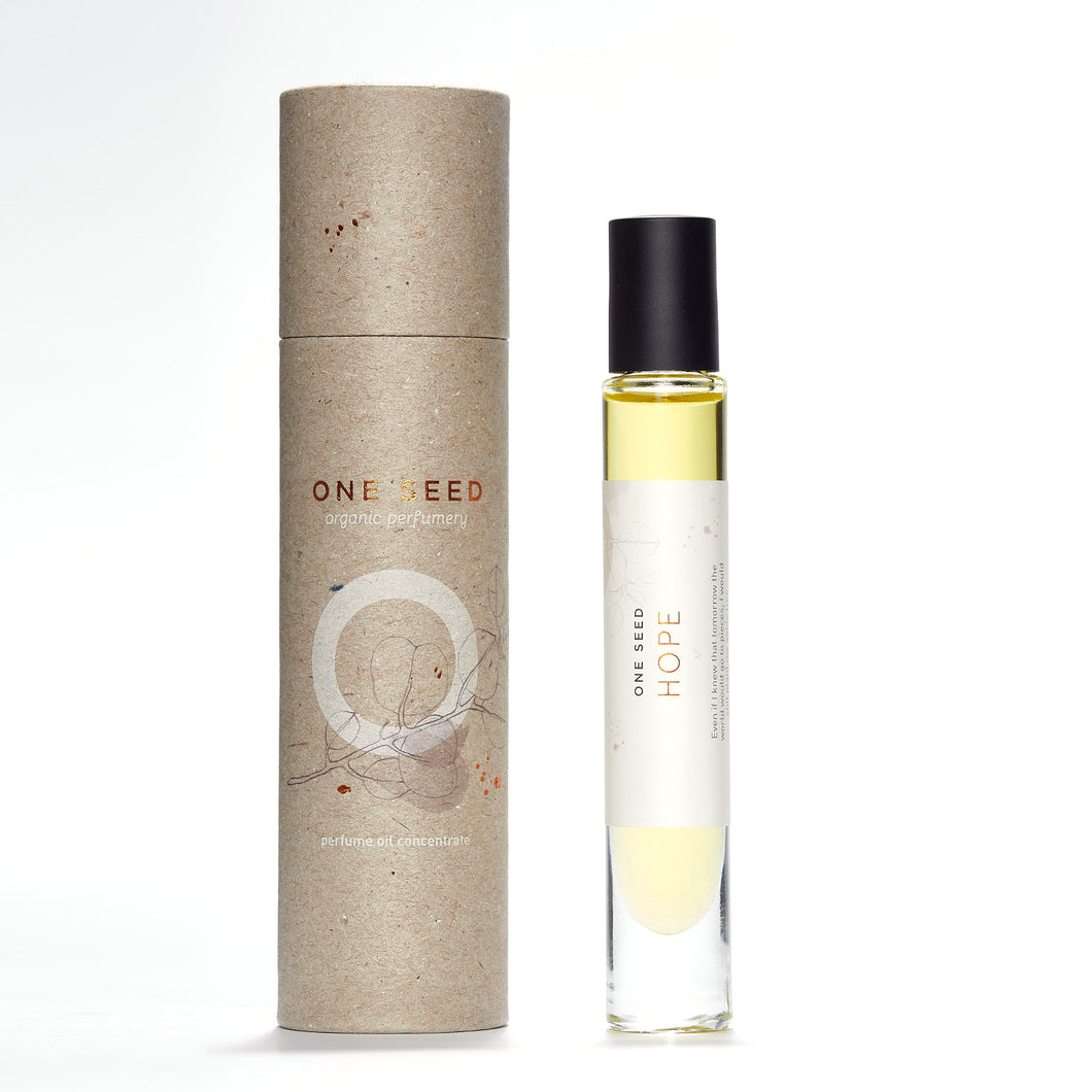 ONE SEED hope- Organic perfume roll on