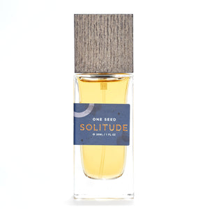 ONE SEED Solitude- Organic cologne