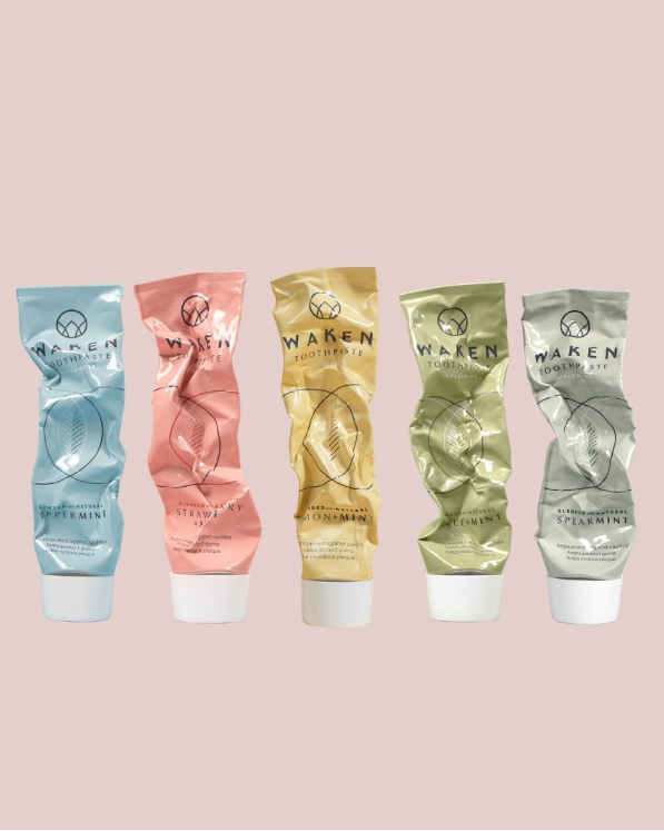 Recyclable Toothpaste Tubes