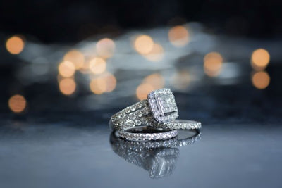 Exploring Unique Wedding Ring Pairings