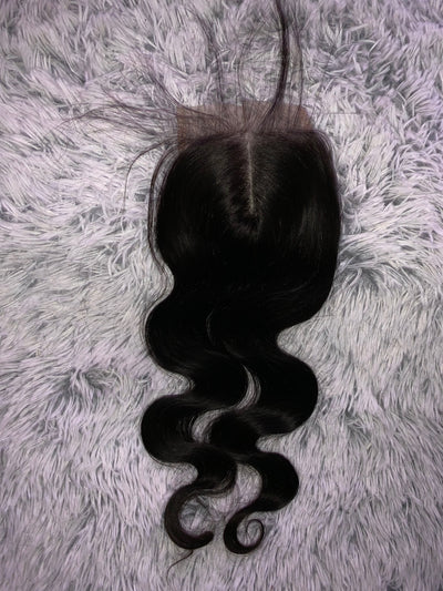 Lace Closures (Middle Part)