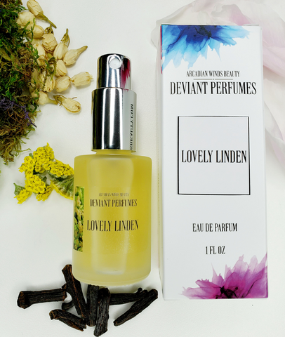 1oz Eau De Parfum-LOVELY LINDEN