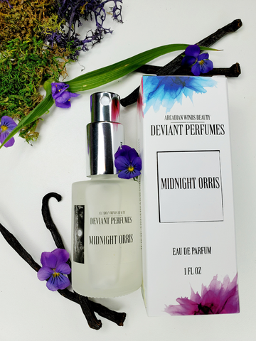 Deviant Perfumes Collection- MIDNIGHT ORRIS