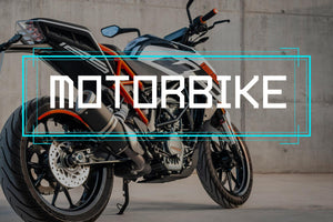 Motorbike - Onyx Valeting