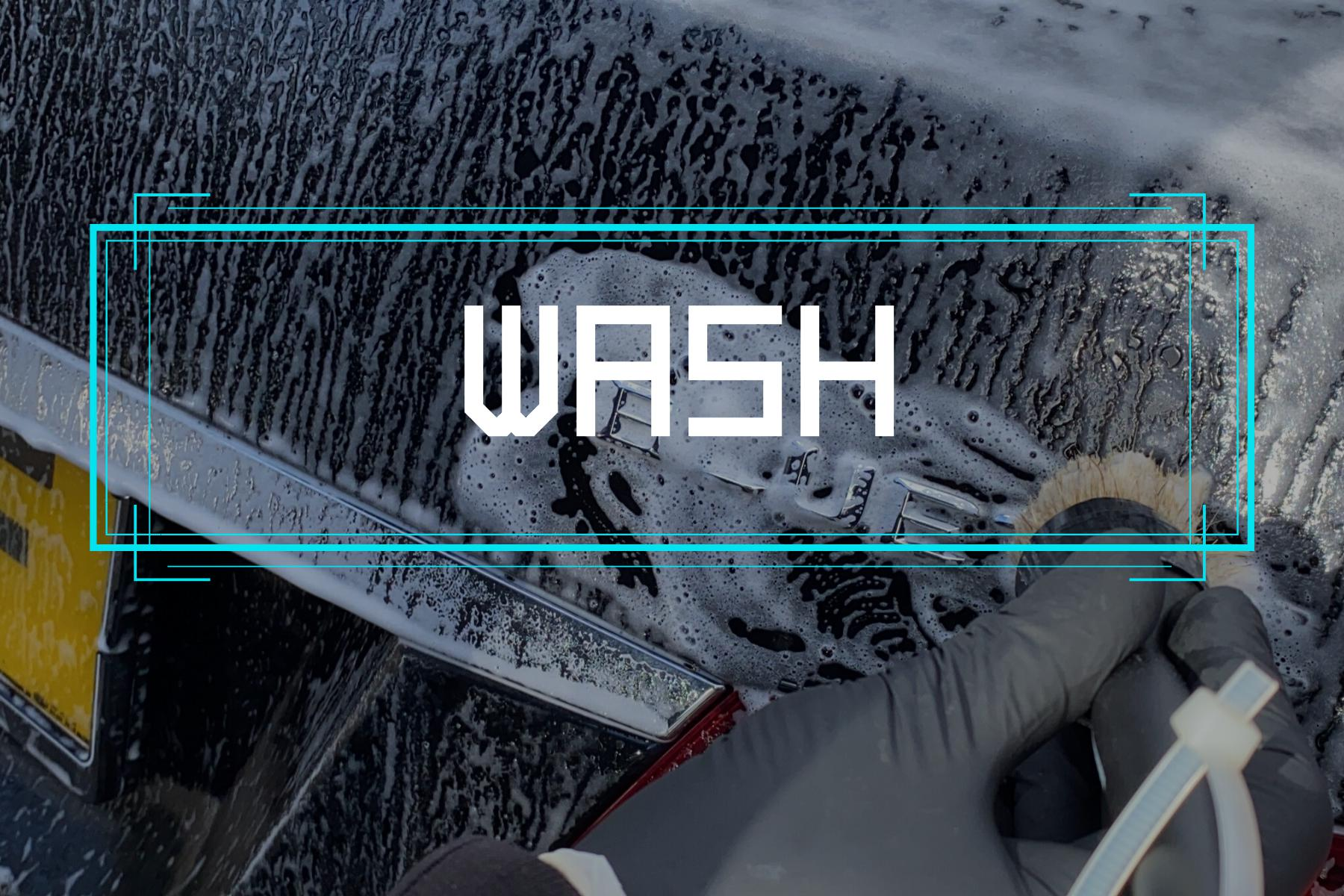 Just Clean Me - Onyx Valeting