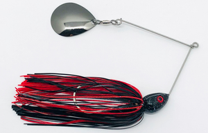 Ledge Hog Shad Head Single Colorado Spinner Bait