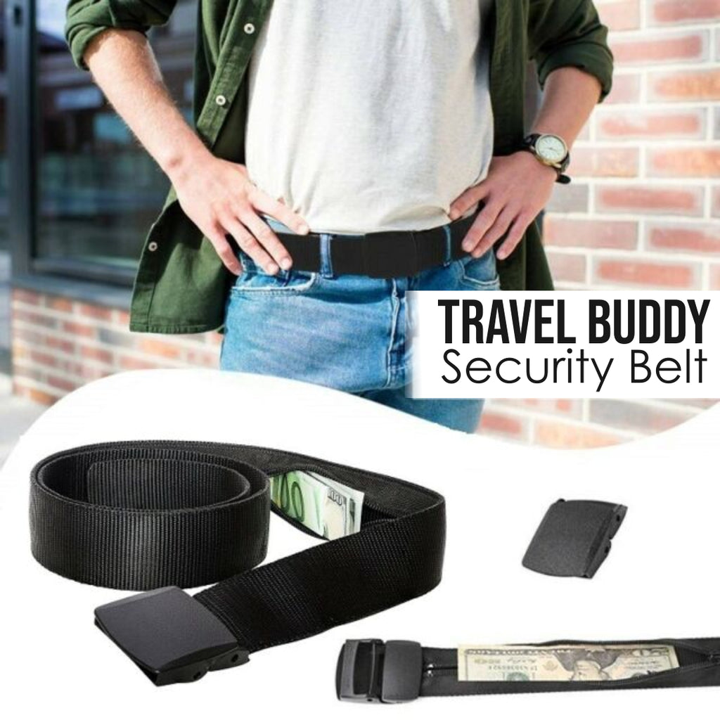 Travel Buddy Security Belt