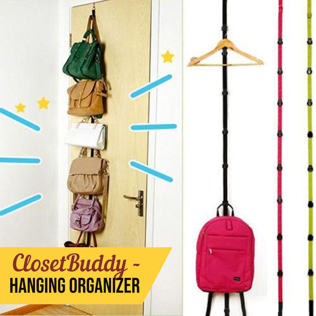 ClosetBuddy - Hanging Organizer