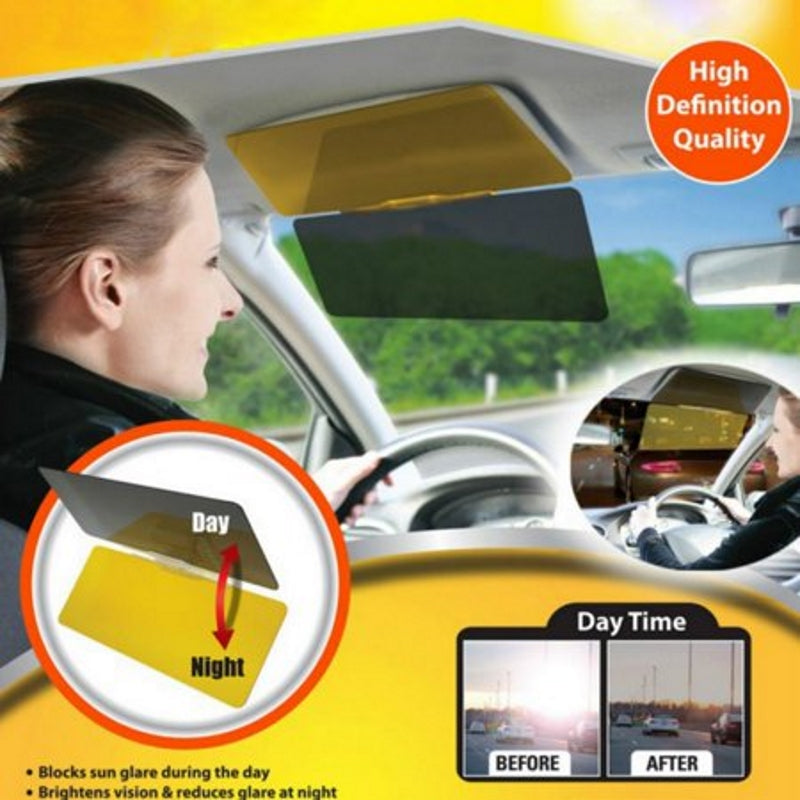 Day & Night Anti-Glare Visor