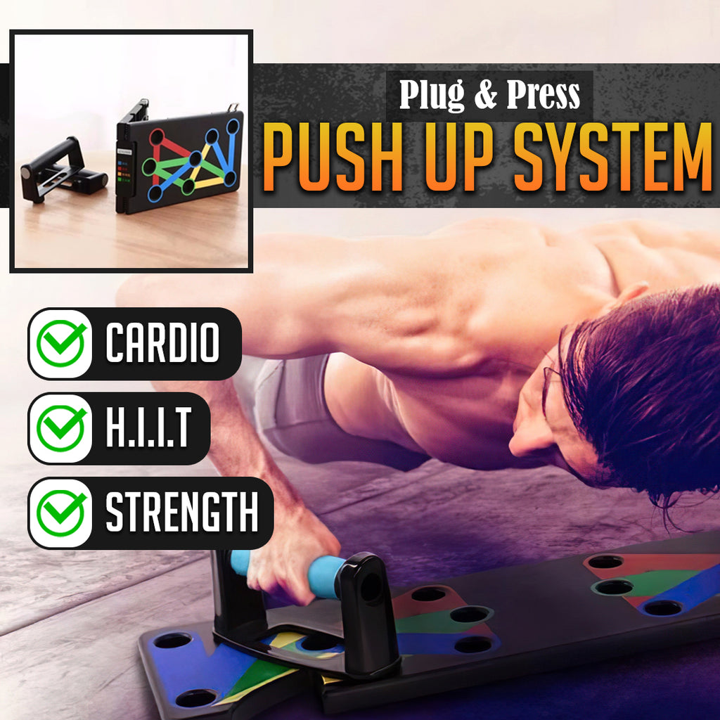 Plug&Press - Push Up System