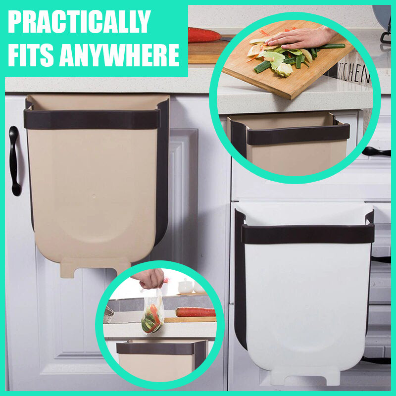 Ultra-Easy Folding 8L Wonder Bin