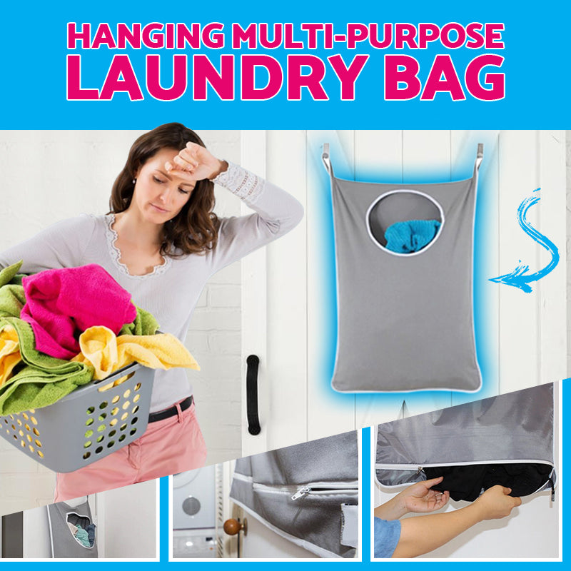 PerfectHome – Hanging Multi-Purpose Laundry Bag