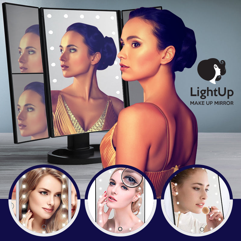 LightUp - Makeup Mirror