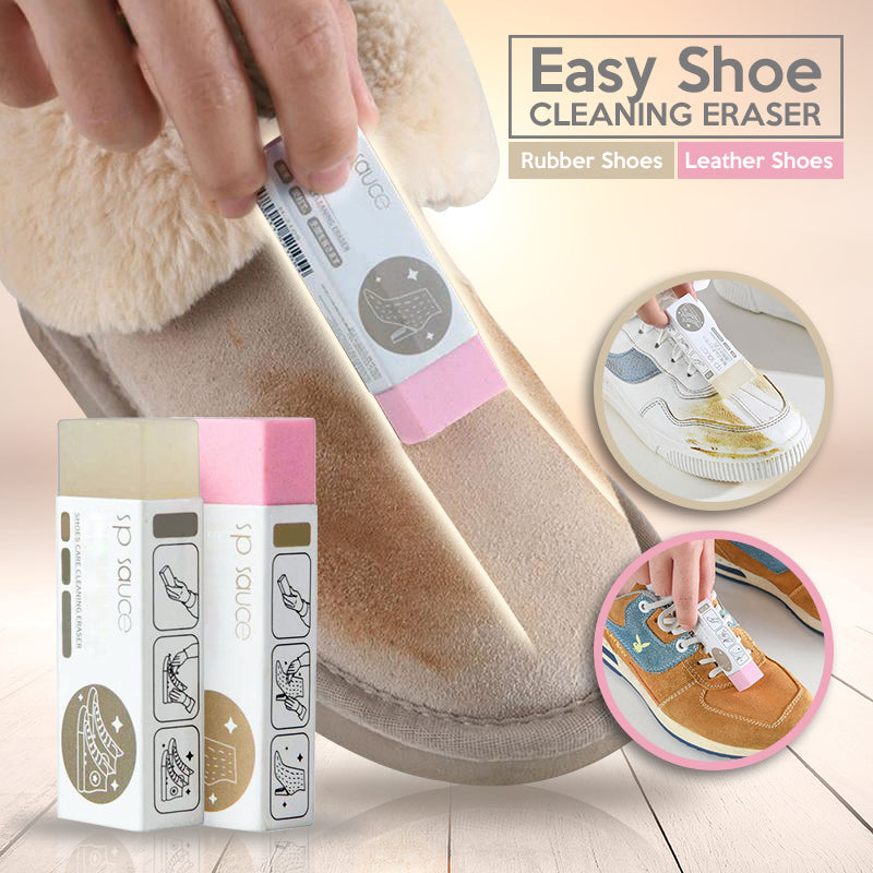 Easy Shoe-Cleaning Eraser