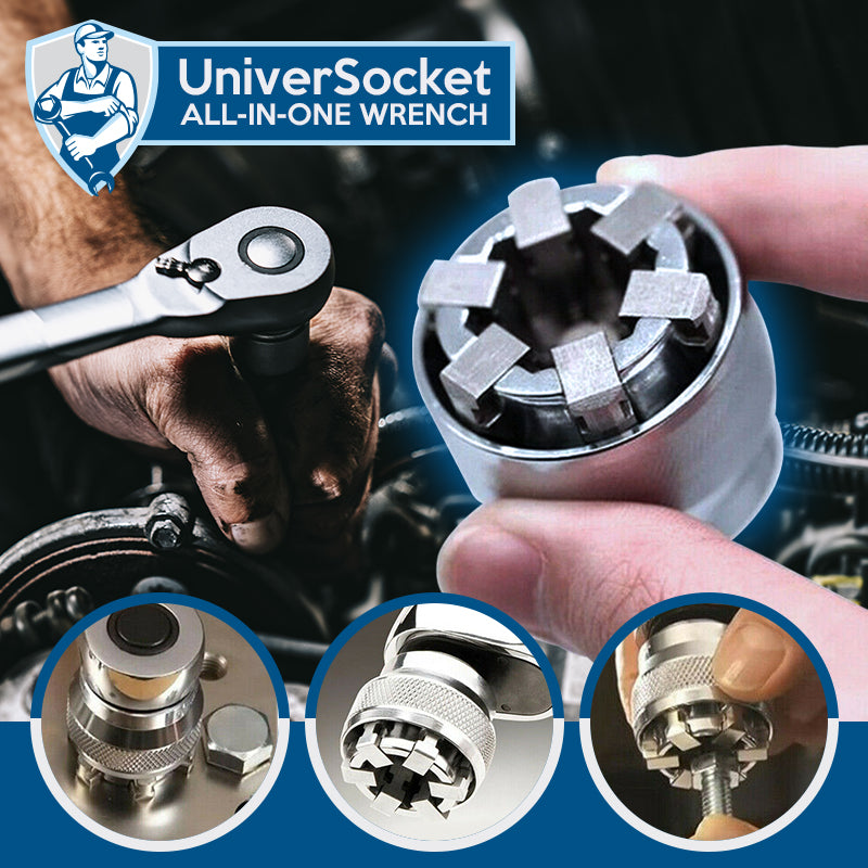 UniverSocket - All-in-one Wrench
