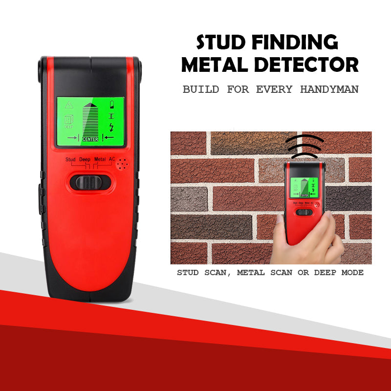 Engineer's Pride –Stud Finding Metal Detector