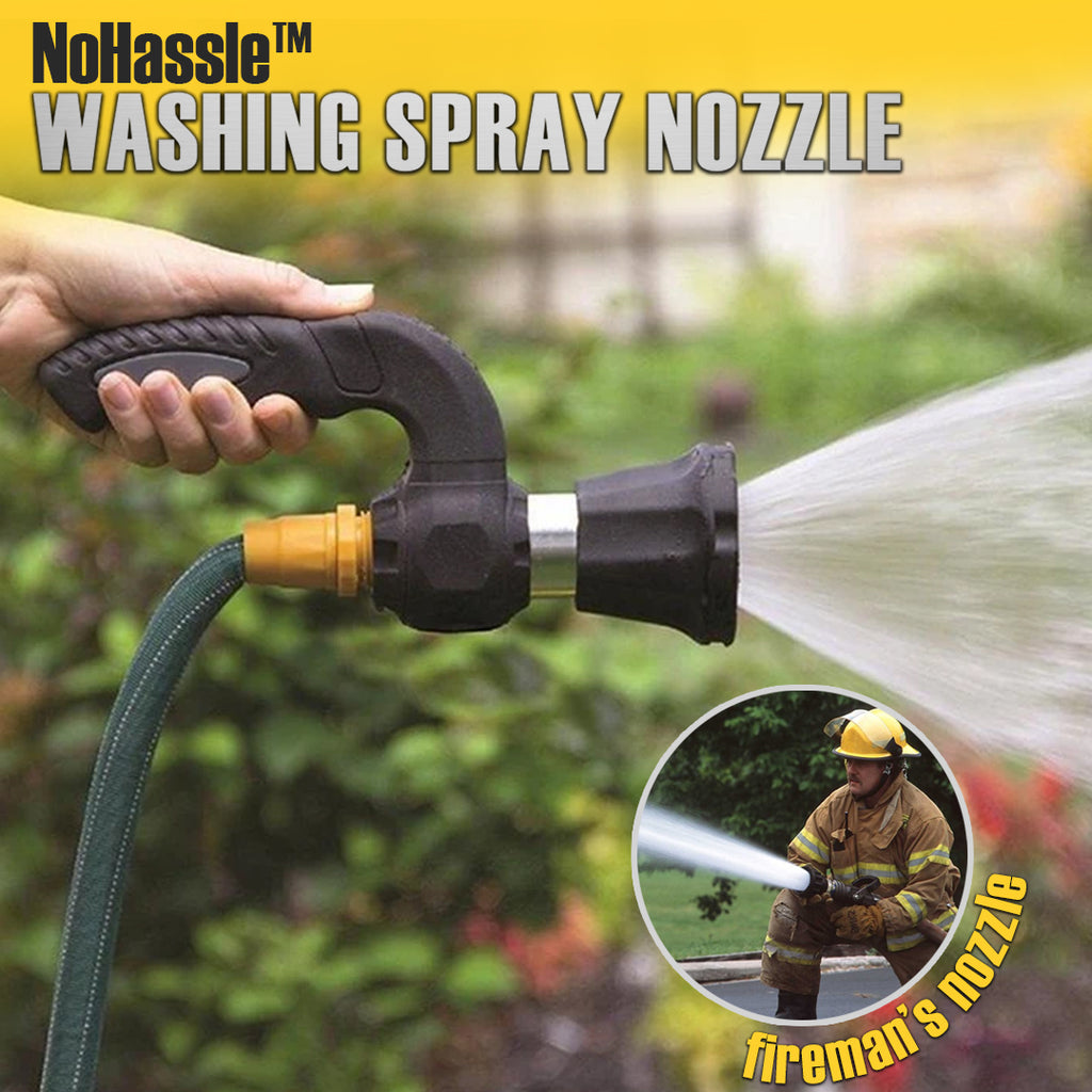 NoHassle - Washing Spray Nozzle