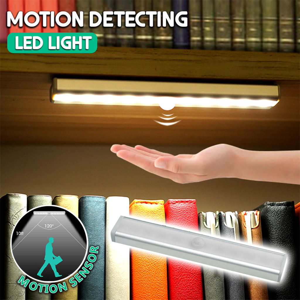 LitHome – Motion-Detecting LED Light