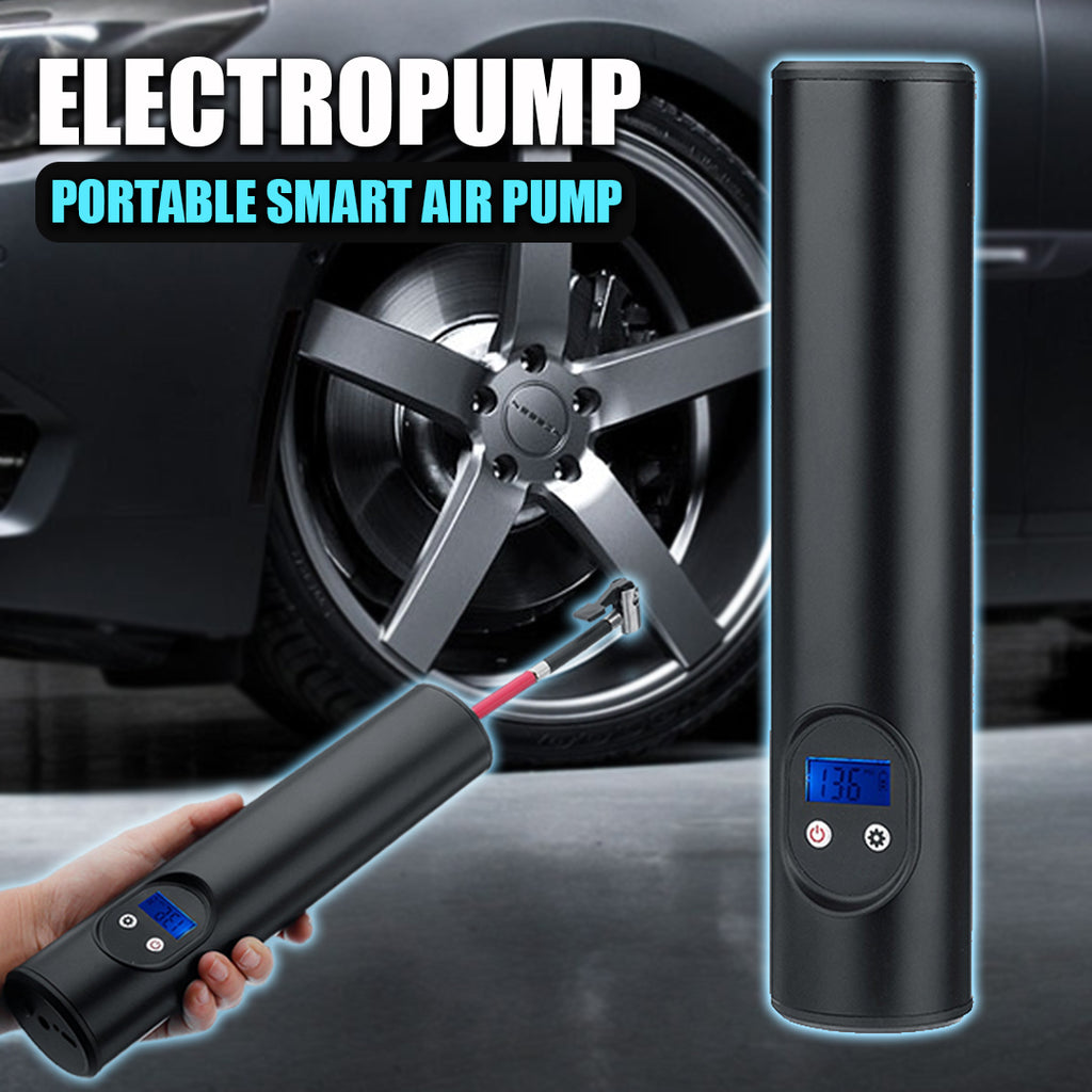 ElectroPump – Portable Smart Air Pump