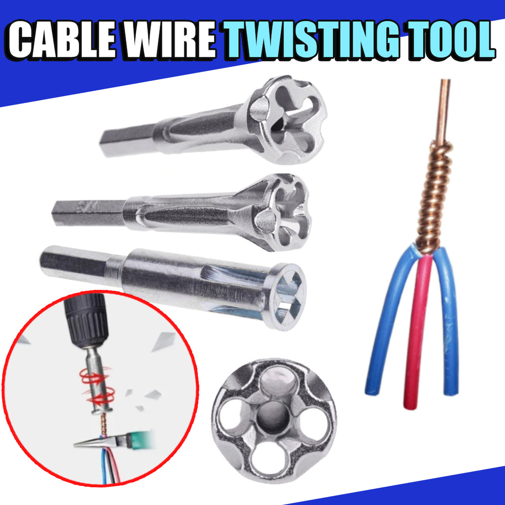 Cable Wire Twisting Tool