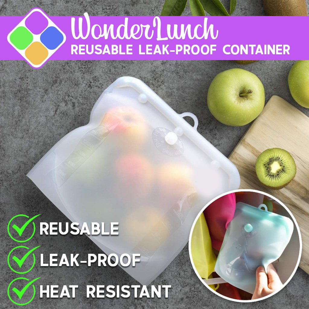 WonderLunch – Reusable Leak-Proof Lunch Pack