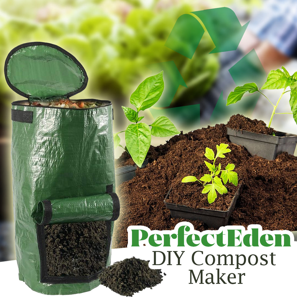 PerfectEden – DIY Compost Maker