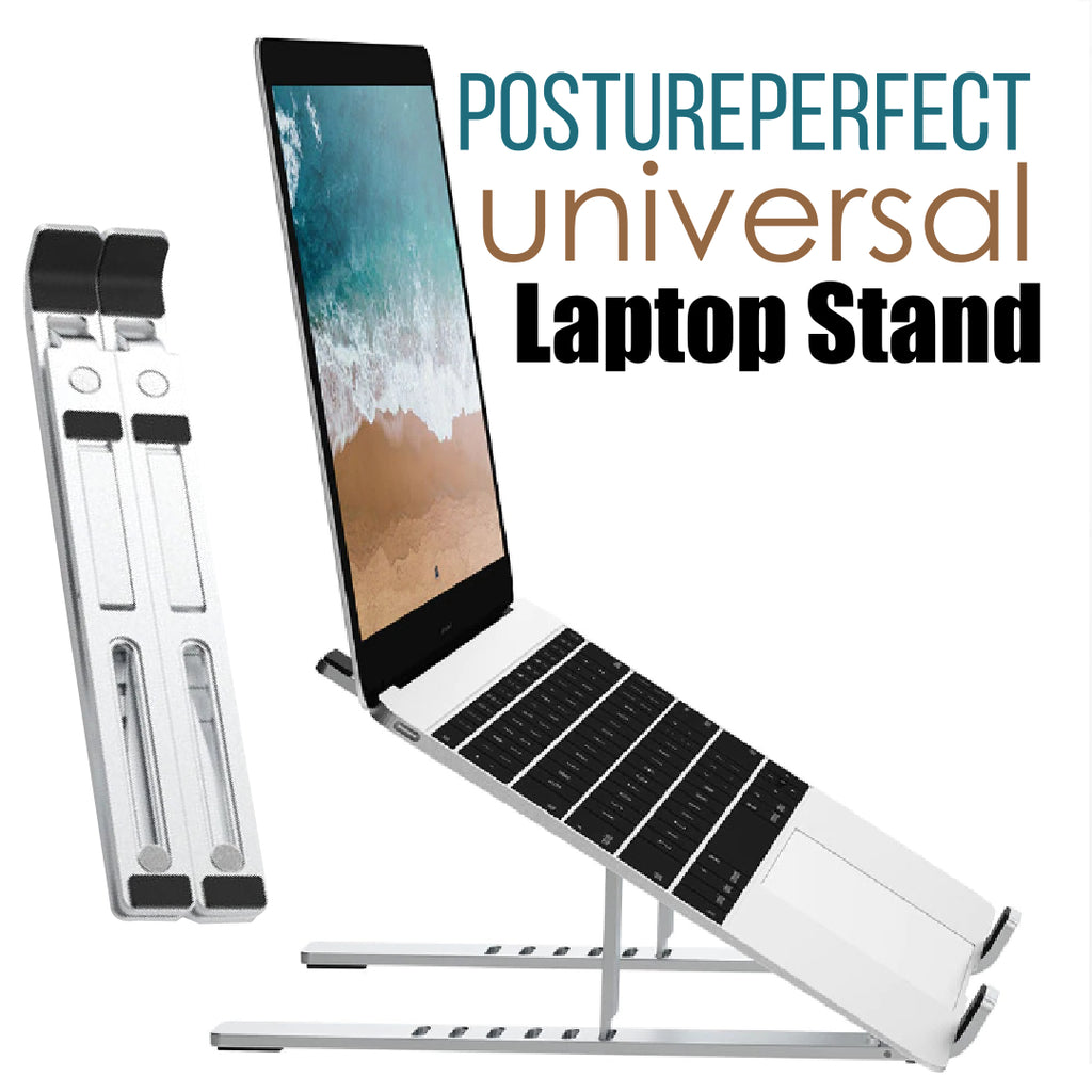 PosturePerfect – Universal Laptop Stand