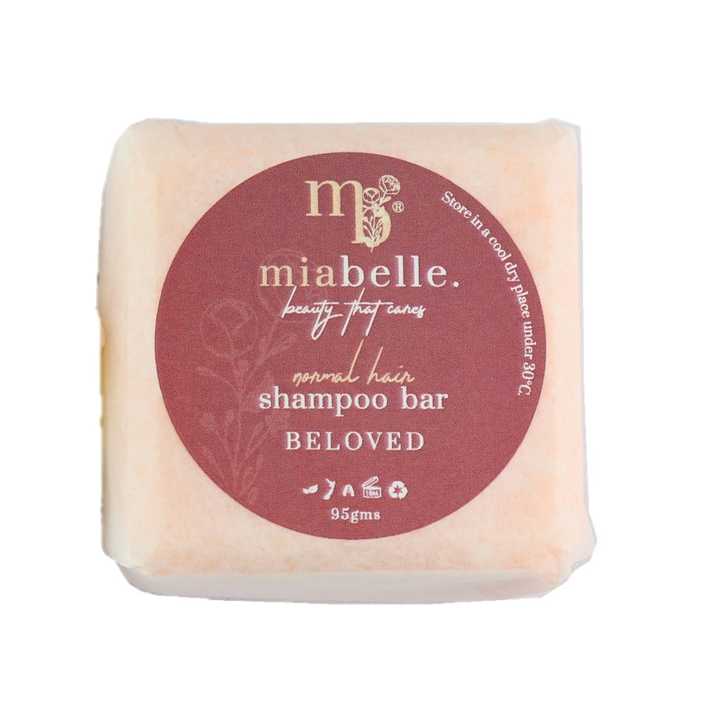 Beloved Shampoo Bar
