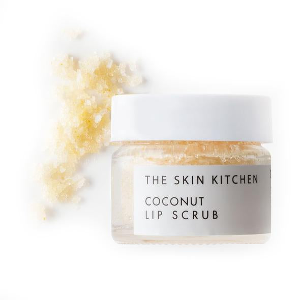 The Skin Kitchen Coconut Lip Scrub