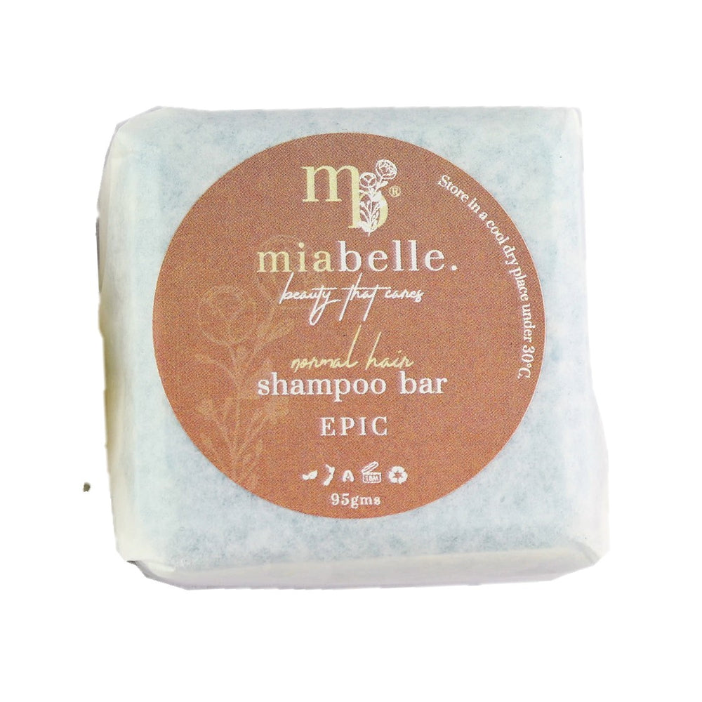 Mia Belle Epic Shampoo Bar