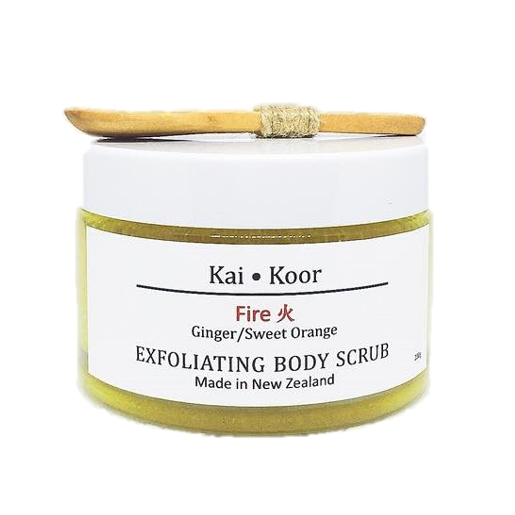 Kai Koor Fire Exfoliating Body Scrub