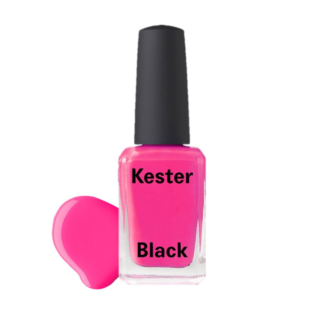 Kester Black Barbie Pink Nail Polish