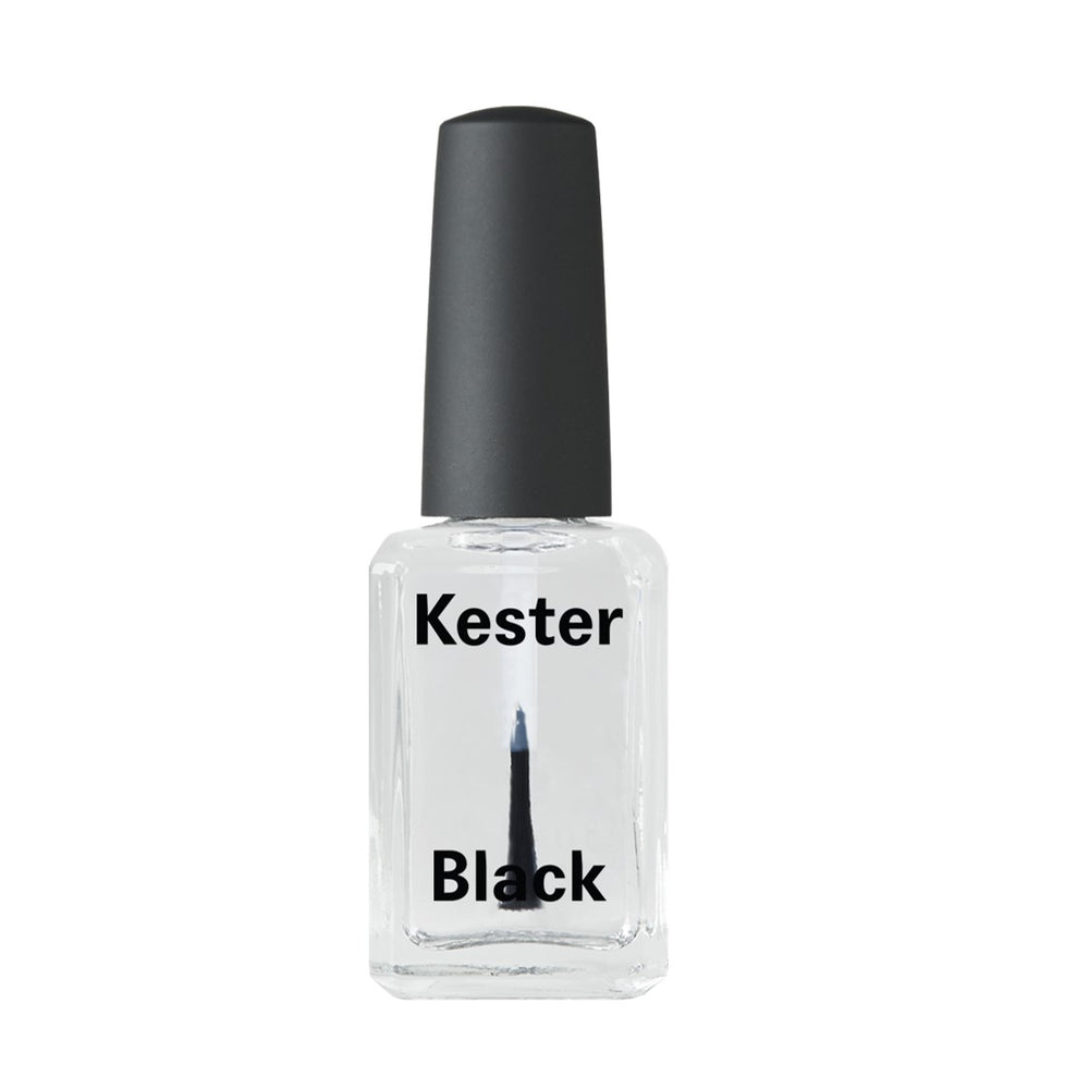 Kester Black Top Coat