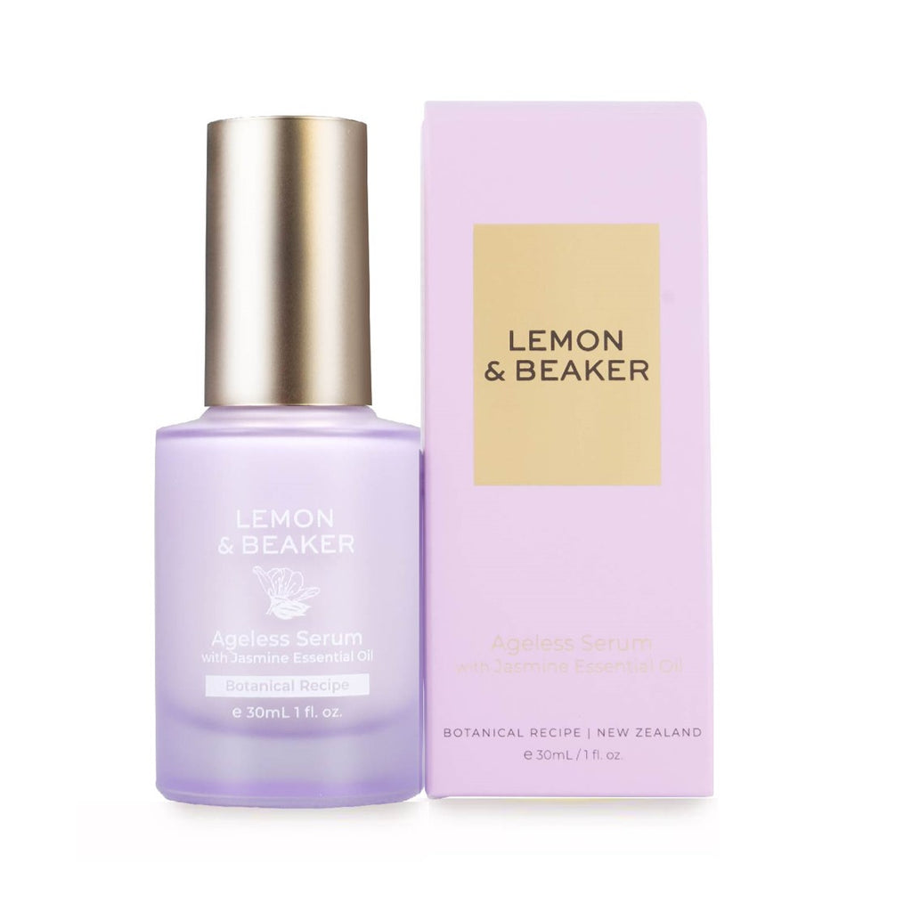 Lemon & Beaker Ageless Serum with Jasmine Essential Oil
