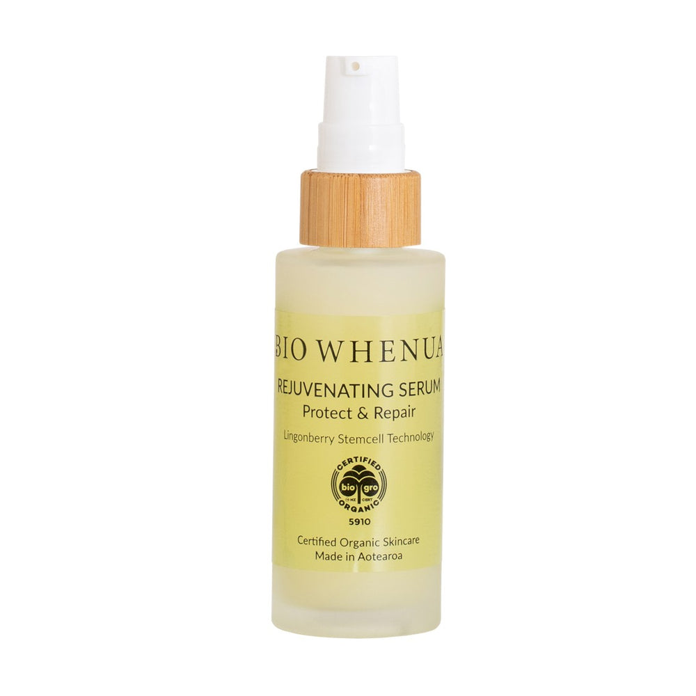 Bio Whenua Lingonberry Rejuvenating Serum