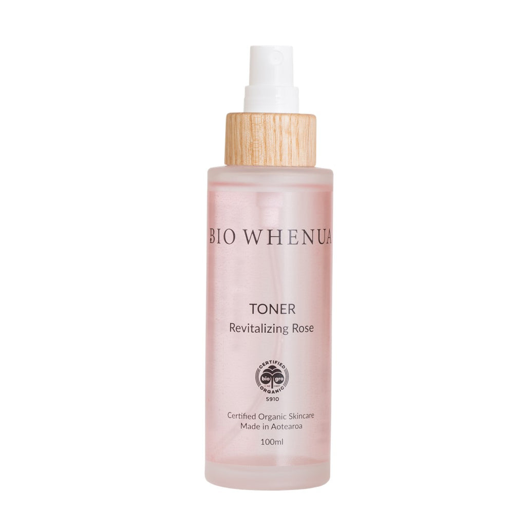 Bio Whenua Revitalizing Rose Toner