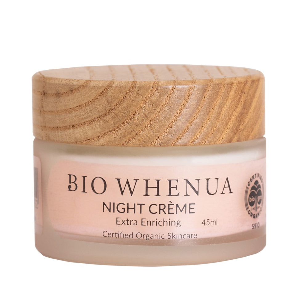 Bio Whenua Extra Enriching Night Creme