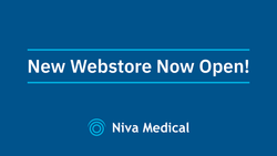 Welcome to our new webstore!