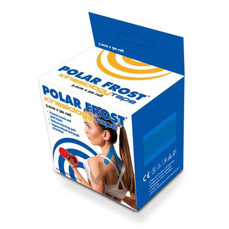 Polar Frost Kinesiology Tape (1 roll, 5m)