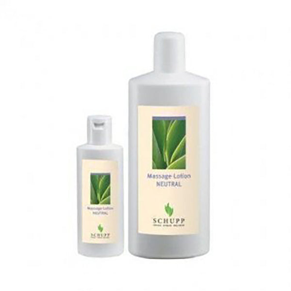 Schupp Massage Lotion, Neutral 6x1L