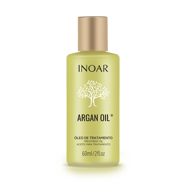 Argan oil - high-quality argan for hair treatment
