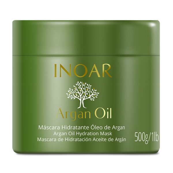 Argan Oil Mask