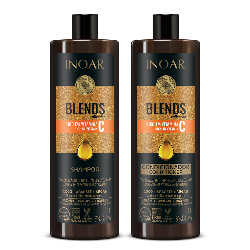Blends Kit (Shampoo & Conditioner)