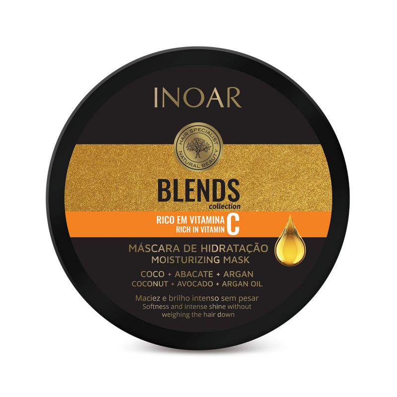 Blends Hair Mask